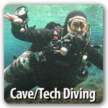 Cave and Tech Diving